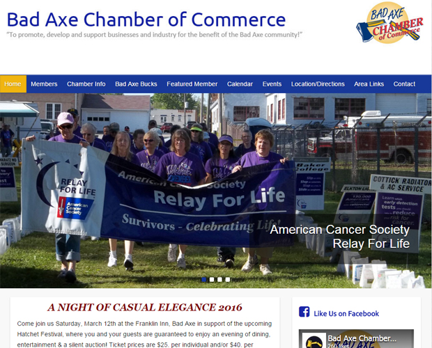 Bad Axe Chamber of Commerce
