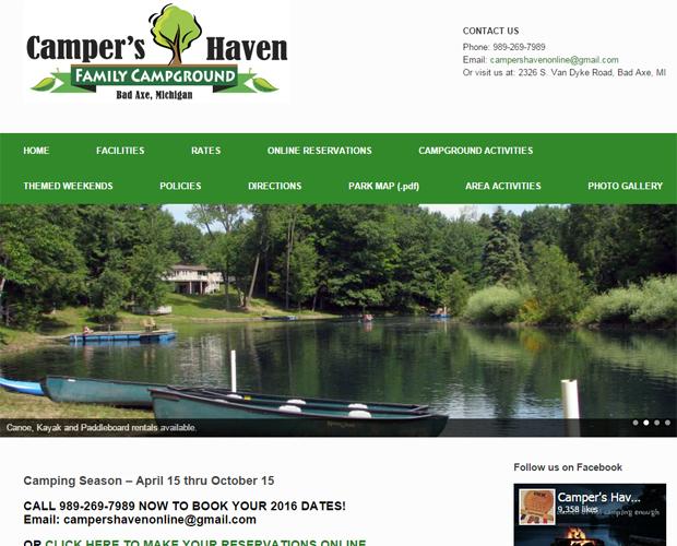Camper's Haven