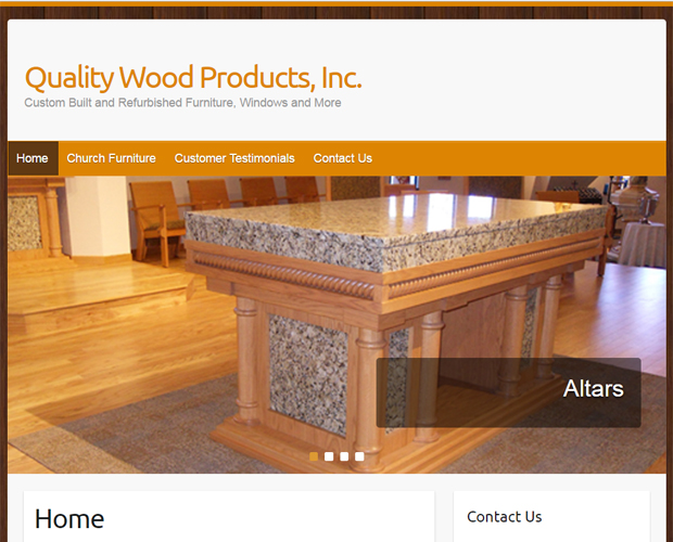 Quality Wood Products, Inc.