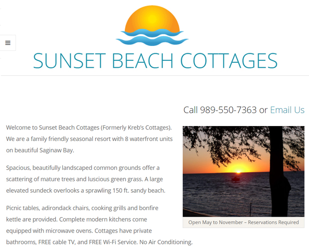Sunset Beach Cottages