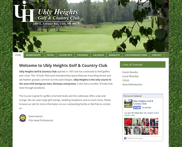 Ubly Heights