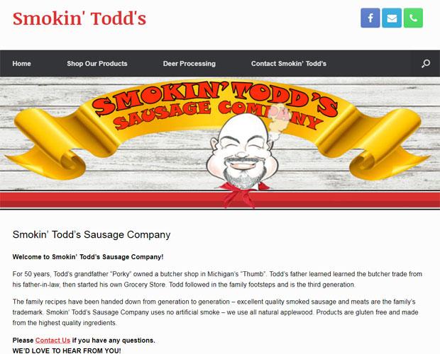 Smokin' Todd's Sausage Company