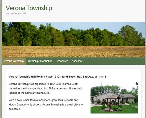 Verona Township
